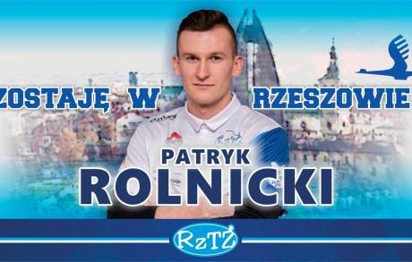 Patryk Rolnicki 2 rok w Rzeszowie!