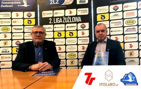 7R Stolaro Stal Rzeszów - Pod taką nazwą wystartujemy w sezonie 2021!
