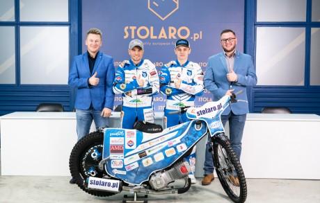 Stolaro.pl nowym sponsorem RzTŻ!