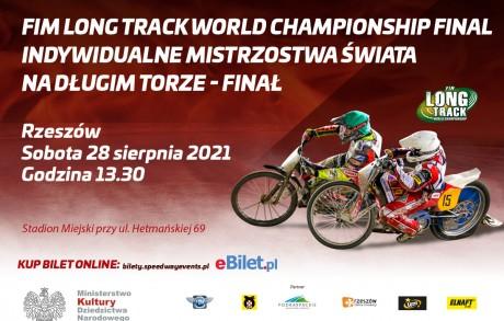 FIM Long Track World Championship Final już tę sobotę przy Hetmańskiej 69