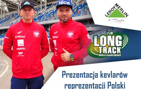 W piątek prezentacja kevlarów reprezentacji Polski