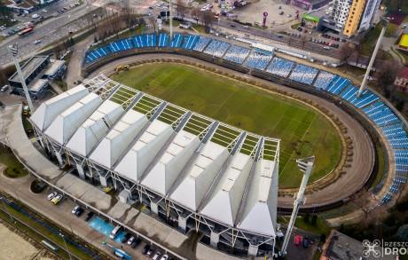 Trwa przebudowa Stadionu Miejskiego!