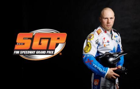 Tim Soerensen rezerwowym Grand Prix Danii w Vojens!
