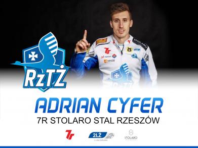 ADRIAN CYFER - 7R Stolaro Stal Rzeszów 2021!